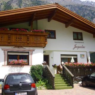 Appartement Jeanette - Längenfeld