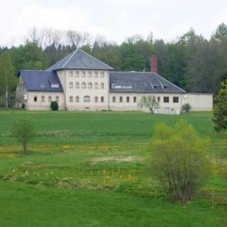 Forsthaus Sayda Gruppenhaus - Sayda