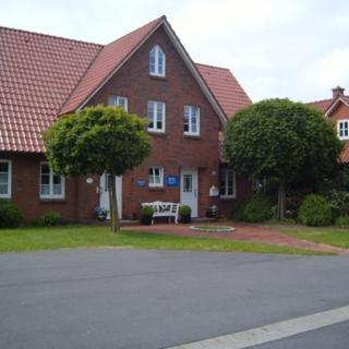 Landhaus Nordseetraum Whg.DG. 2 - Vollerwiek
