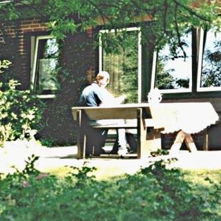 Fewo 3 Der Künstlergarten - Garding