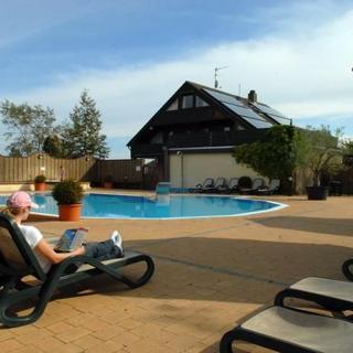 Appartement am Schwimmbad - Wulfen