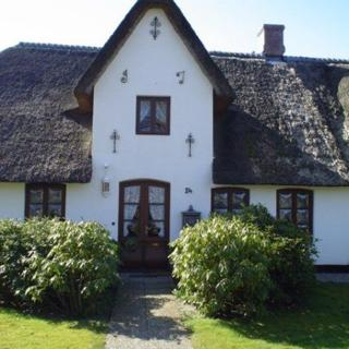 Haus Andersen, Ferienwohnung Sommerblüte - Keitum