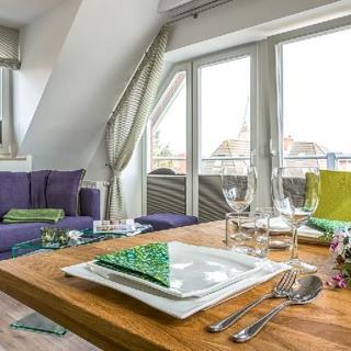"""Moderne Suite """"Sylt-Idyll"""" - Westerland"""