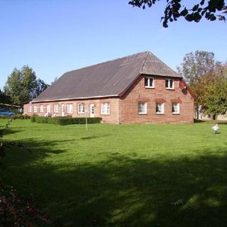 Ferienhof Gesa Wohnung Strandläufer - Tümlauer Koog