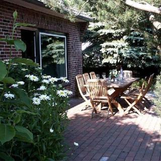 Ferienhaus 1 Der Künstlergarten - Garding