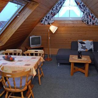 Landhaus Mühlenblick Wohnung 5 - Carolinensiel