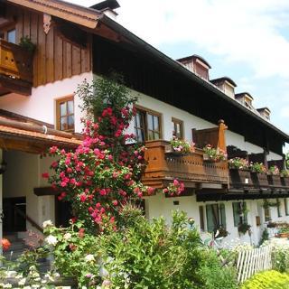 Landhaus Socher Ferienwohnung Elisabeth - Bad Kohlgrub