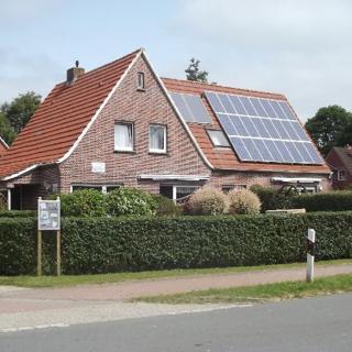Ferienhäuser MoJe - Dornum
