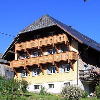 """Alter Kaiserhof"" Fewo 1. Stock - Bernau"