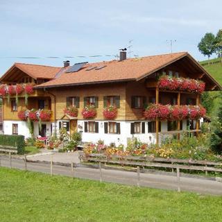 Landhaus Ritter Wohnung Rubihorn - Sonthofen