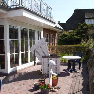 Haus Käptn Jensen - Wohnung 2 - Norddorf