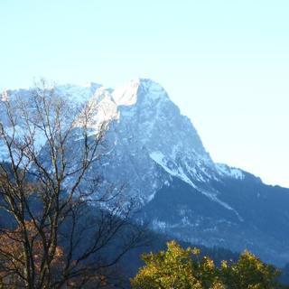 Ferienwohnung Panoramablick - Garmisch-Partenkirchen
