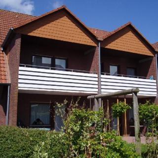 Haus Gertrud - Frauke EG  - Carolinensiel
