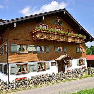 Ferienhof Gomm - Wohnung Hochgrat - Oberstaufen
