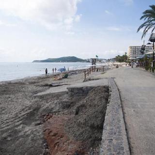 Apartamento en playa den bossa baby - San José