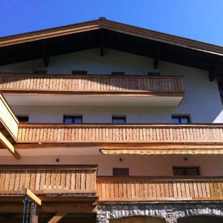 Appartment Willibald 5 - Saalbach