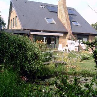 Haus Bach FeWo1 - Wenningstedt