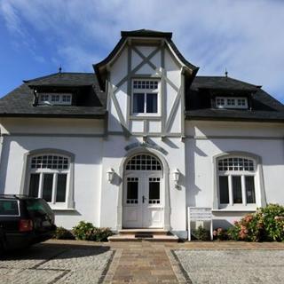 Weißes Haus am Meer, App. Cäpt'n Corl - Westerland