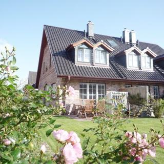 exklusives Endhausteil Gartenweg 3c - Tinnum