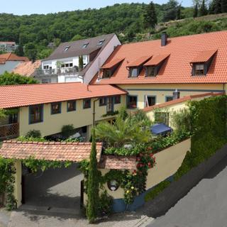 """Ferienwohnung """"Mohn"""" im Haus Rebenhof - Bad Dürkheim"""