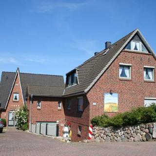 Haus Burgblick - Wohnung Tinnum - Tinnum
