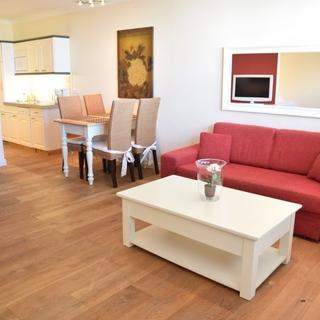 Strandburg Wohnung 8 - Westerland