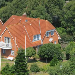 Haus -An Bord- Fewo Ausguck - St. Peter-Ording