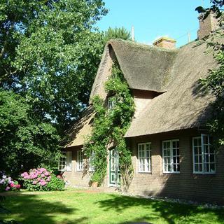 Haus Wäästerstig Whg. 4 - Archsum