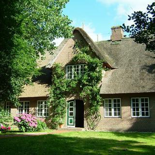 Haus Wäästerstig Whg. 5 - Archsum