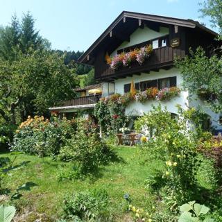 Wildbachhäusl - Ferienwohnung 2 - Bad Wiessee