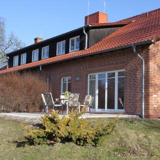 Einfach schön - Landhaus Helga - Kaminstimmung, Natur pur direkt am Settiner See! - Settin