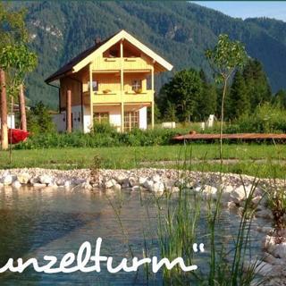 Ferienhaus Rapunzelturm - Sankt Ulrich am Pillersee
