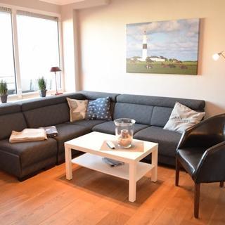 Die Strandburg - Appartement 18 - Westerland