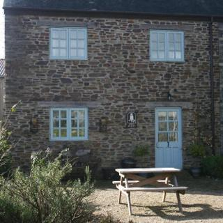 Treveague Farm - Owls Roost Cottage - St Austell
