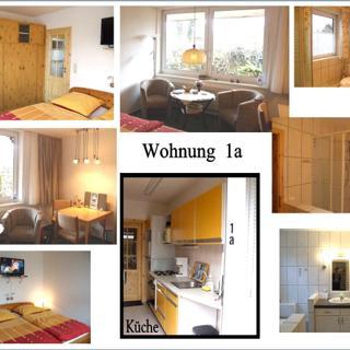 Gästehaus Sundermeier - Wohnung 1a - Westerland