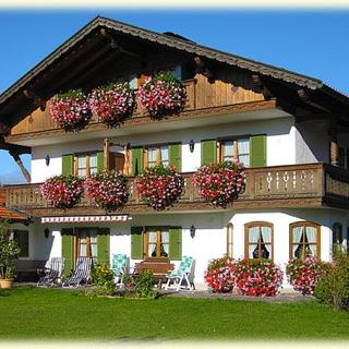 Haus Agnes - Ferienwohnung 3 - Wallgau