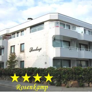 Haus Rosenkamp, Whg. 3, Bismarckstraße - Westerland