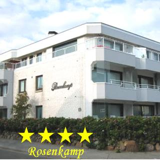 Haus Rosenkamp, Whg. 11 - Westerland