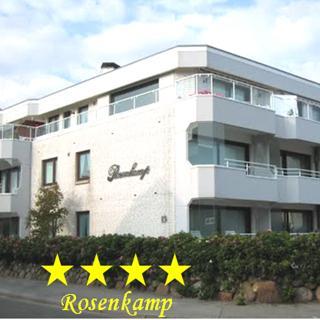 Haus Rosenkamp, Whg. 12 - Westerland