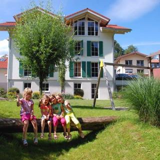 Ferienhaus Kanzelthal Fewo 4 - Blaichach