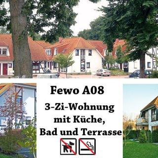 Ferienpark Gustow, 3-Zi-Fewo A08 - Gustow