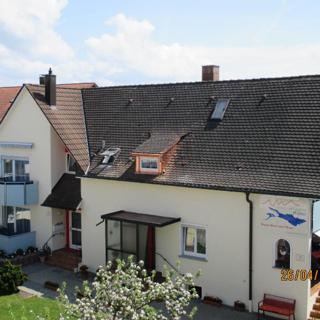 """Ferienwohnung """"Doris"""" im Gästehaus Wilma - Langenargen"""