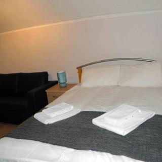 Large studio flat for short rentals in Willesden Green (#19.4) - London
