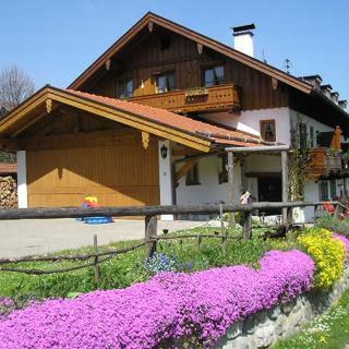 Landhaus Socher Ferienwohnung Melinda - Bad Kohlgrub