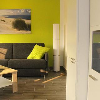 """Appartementvermittlung """"mehr als Meer"""" - Objekt 3 """"Haus Windrose"""" - Timmendorfer Strand"""