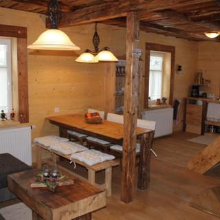 Ferienwohnung Glashütte im Ferienhaus Anno Dazumal - Klingenthal