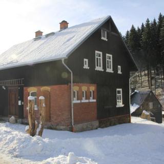 Ferienwohnung Steindöbra im Ferienhaus Anno Dazumal - Klingenthal