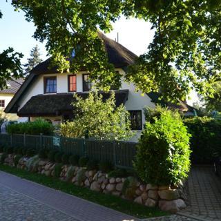 """Ferienhaus """"Strandhafer"""" in Groß Zicker/Halbinsel Mönchgut - Groß Zicker"""