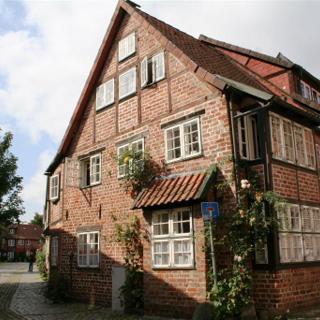 Altstadt Lüneburg Ferienwohnung Neue Strasse-Auf dem Meere - Lüneburg