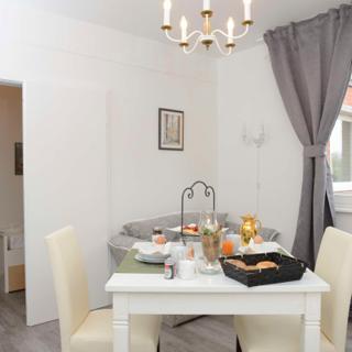 klein aber fein Appartement Nr. 46 - Hamburg